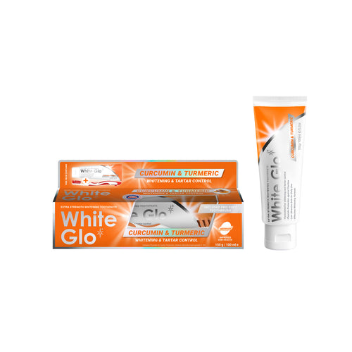 Curcumin & Turmeric Tartar Control And Whitening Toothpaste
