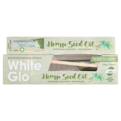 Hemp Seed Oil Toothpaste 150g