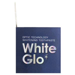 Instant White Optic Technology Whitening Toothpaste + Toothbrush