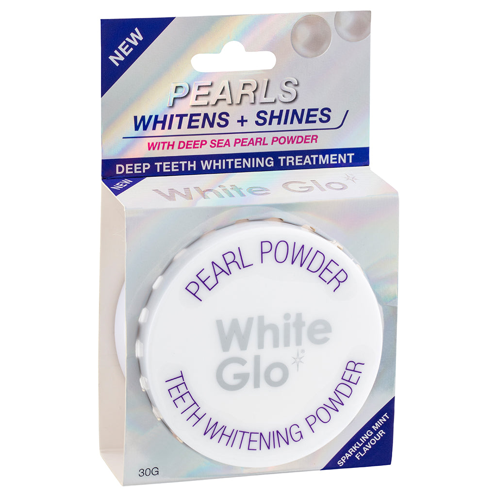 Deep Sea Pearl Teeth Whitening Powder