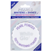Load image into Gallery viewer, Deep Sea Pearl Teeth Whitening Powder