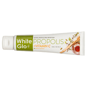 Natural Propolis + Vitamin C Toothpaste