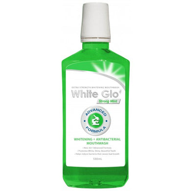 Strong Mint Whitening Mouthwash