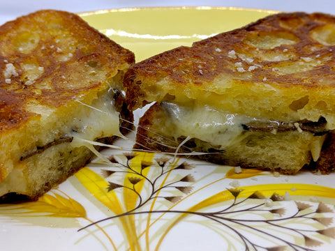Grilled Comte Cheese Truffle Recipe