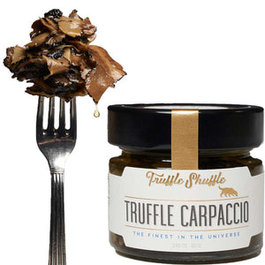 Load image into Gallery viewer, Jar of Black Truffle Carpaccio