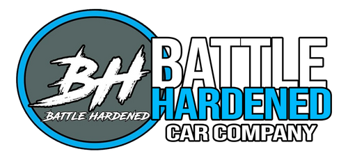 Battle Hardened Car Apparel