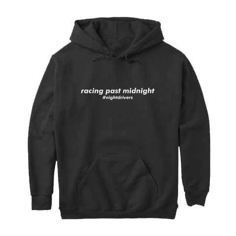 Battle Hardened - Racing Past Midnight Hoodie