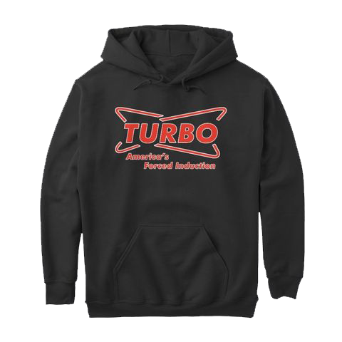 Battle Hardened - Turbo America's Forced Induction Hoodie