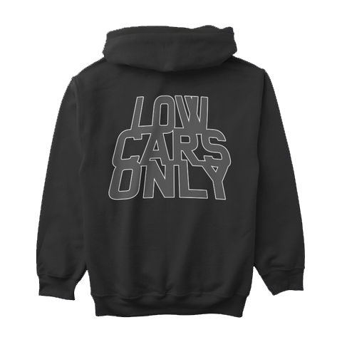 Battle Hardened - Low Cars Only Hoodie