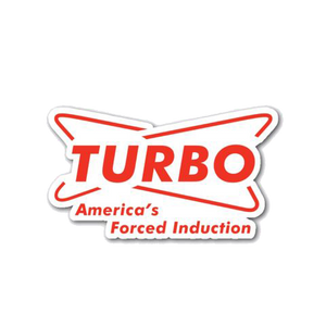 Battle Hardened - Turbo America's Forced Induction Premium Decal Die-Cut