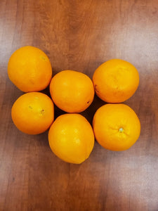 Orange, Navel 6ct