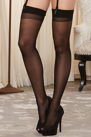 Sheer Stockings