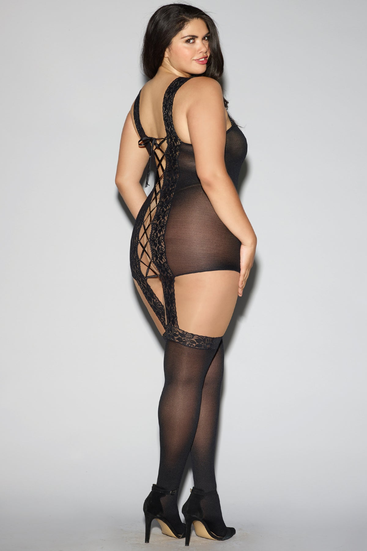 Tahiti Bodystocking