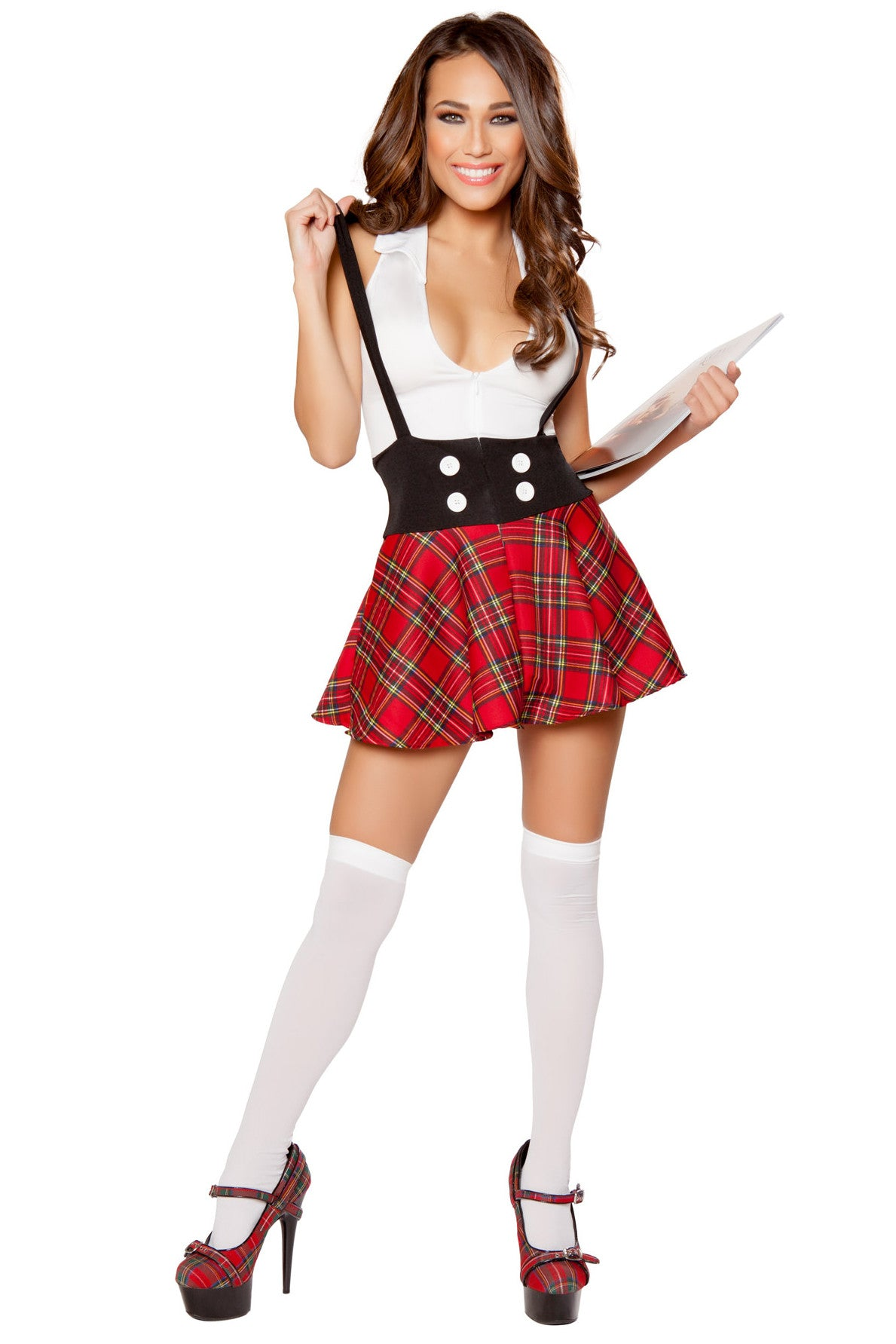 School Girl Tease