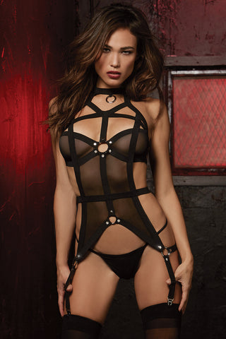 Strappy Open Back Camigarter