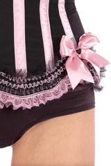 Carousel Ruffle Butt Panty with Bows