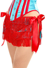Burlesque Fringe Skirt