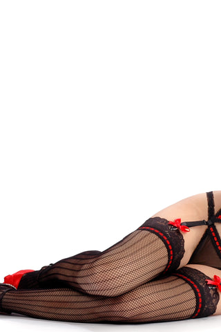 Scarlet Marilyns Stockings