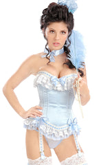 Marie Antoinette Lace-Up Back Corset