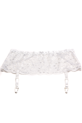 Stretch Lace Garterbelt