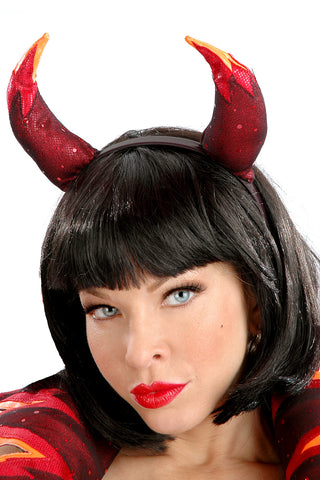 She-Devil Horns