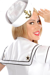 Hey Sailor Hat