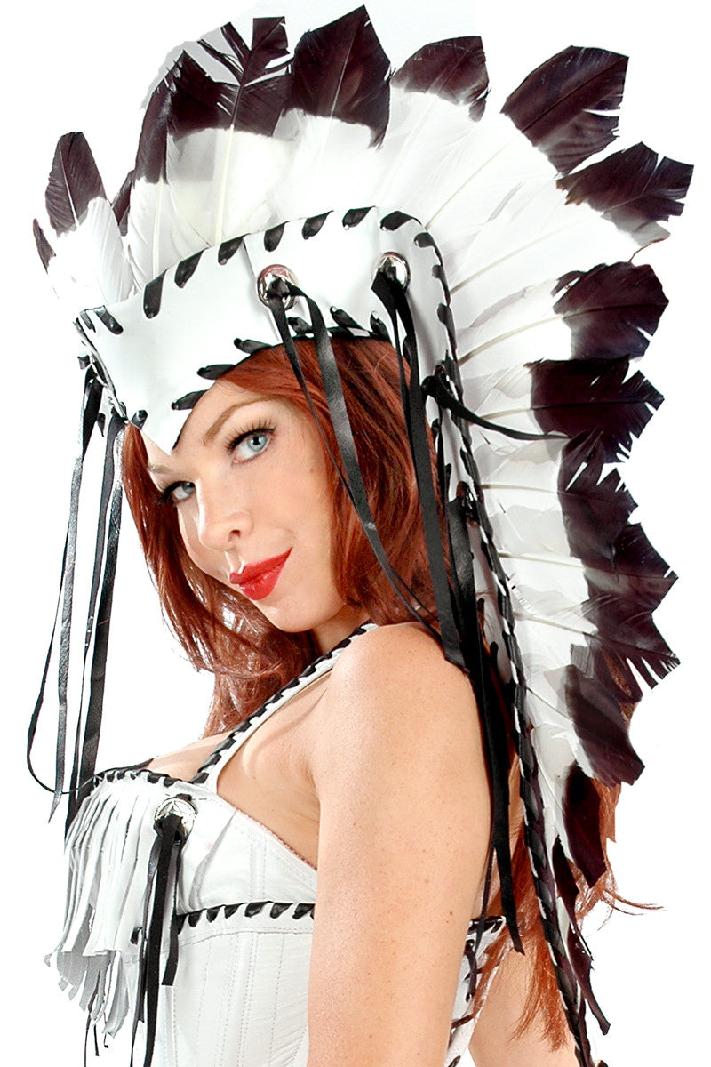 Burlesque Indian Headdress