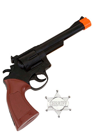 Wild West Toy Gun