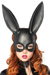Black Masquerade Rabbit Mask