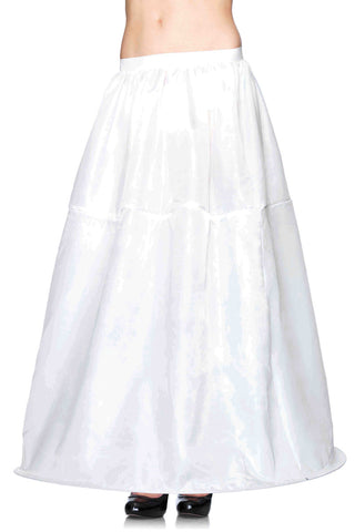 Long Hoop Skirt