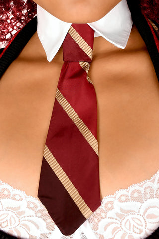 Wizarding School Girl Collar with Tie