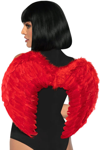Red Feather Wings