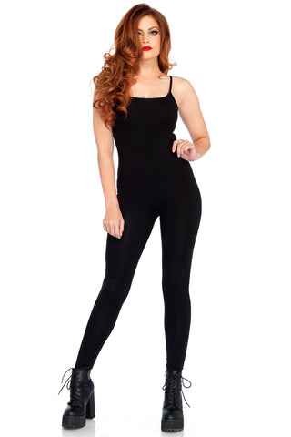 Basic Black Catsuit