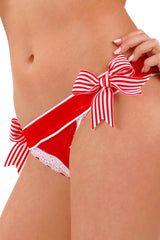 Sheer Peppermint Panty