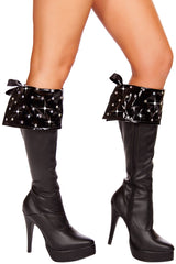 Rhinestone Boot Covers