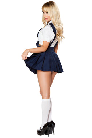 Private School Girl