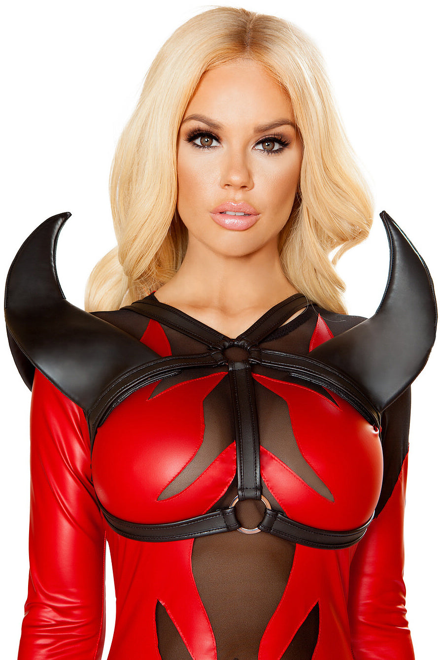 Devil Horn Harness