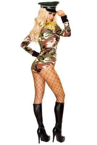 Hot Army Girl