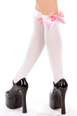 Goldilocks Thigh Highs with Bows