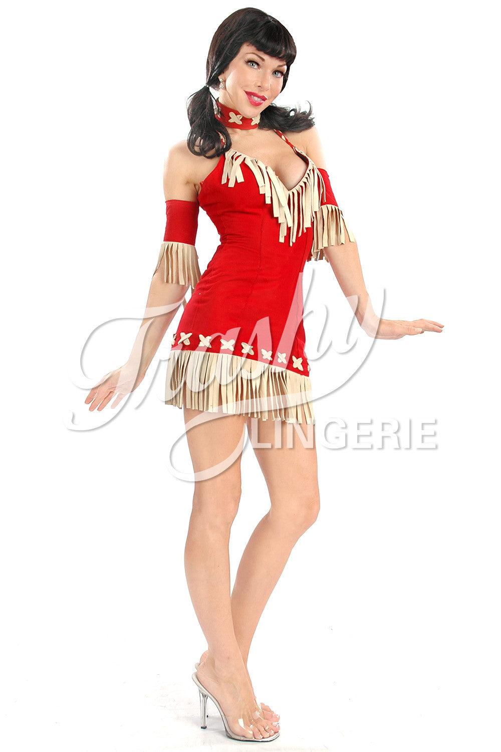 Sexy Sioux Dress