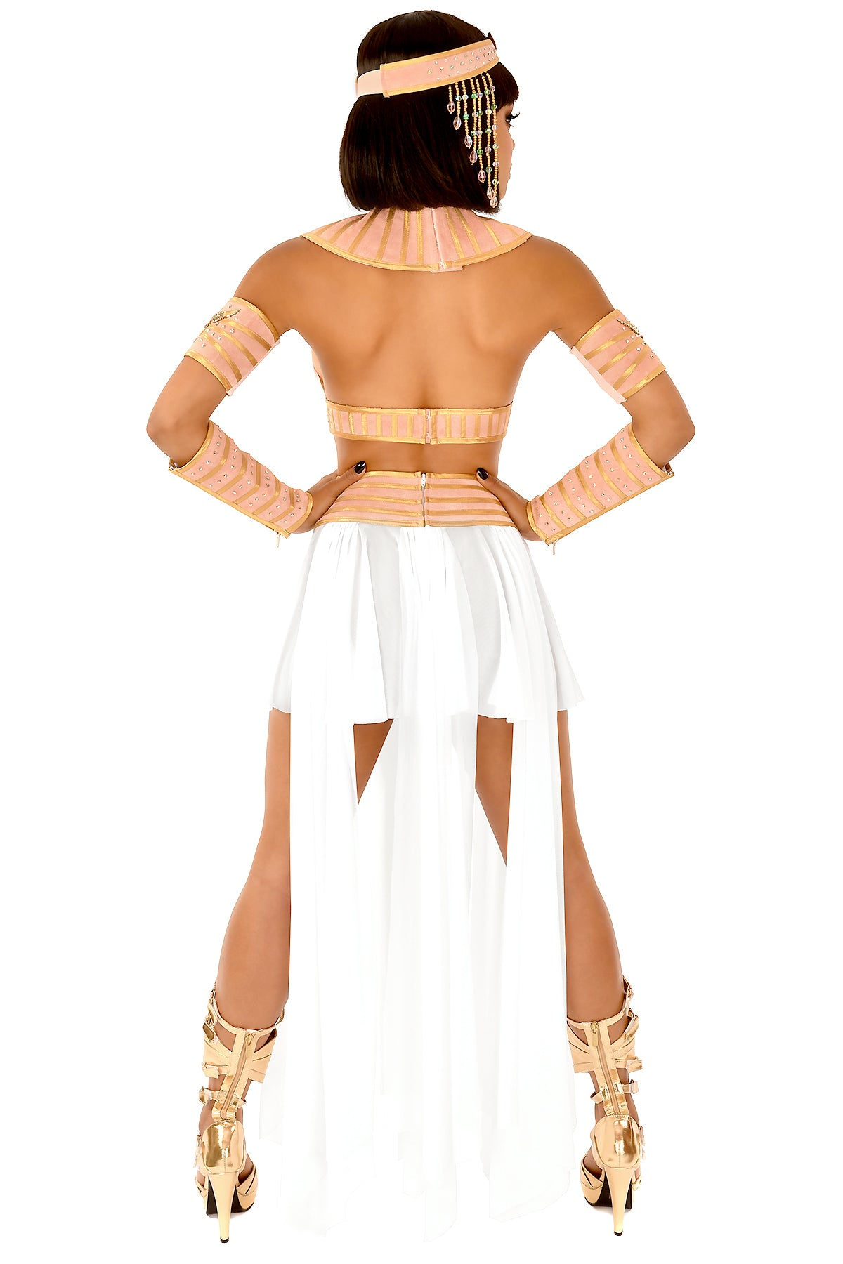 Nefertiri High-Waisted Skirt