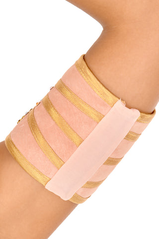 Nefertiri Single Upper Arm Cuffs