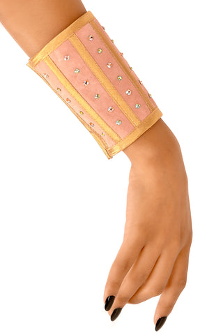Nefertiri Single Short Wrist Cuff