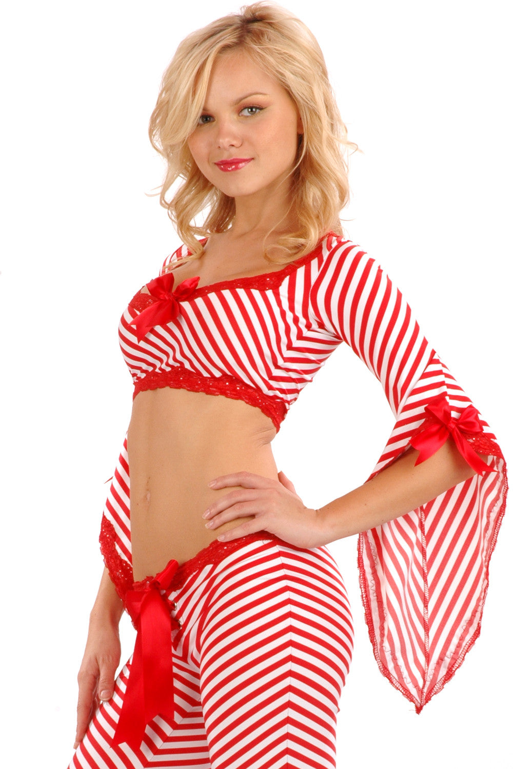 Peppermint Punky Top