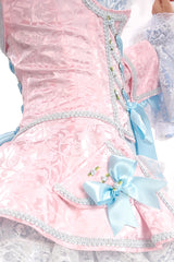 La Dauphine De Versailles Over Dress