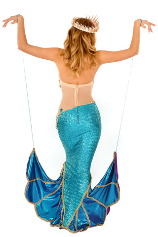 Santa Monica Mermaid Dress
