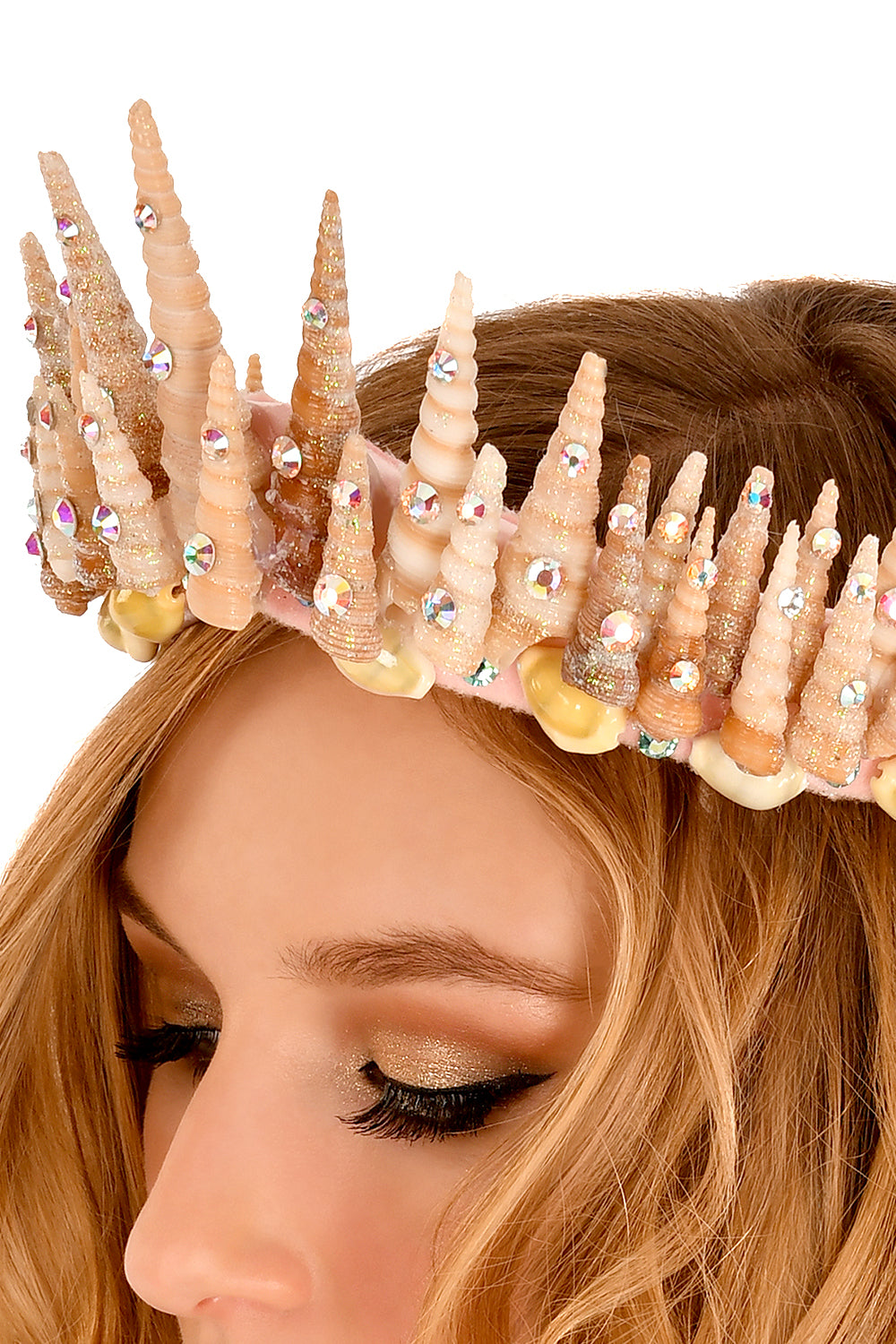 Santa Monica Mermaid Crown