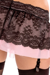 Belladonna 2-Layer Garter Skirt