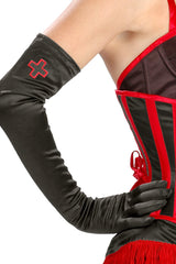 Burlesque Nurse Gloves