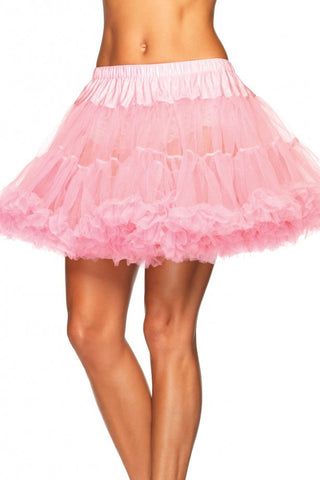 Light Pink Crinoline Petticoat